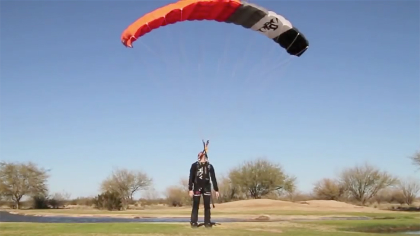 Kiting by Axis Flight School