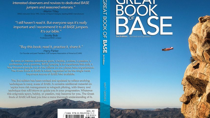 The Great Book of BASE by Matt Gerdes – 3rd edition