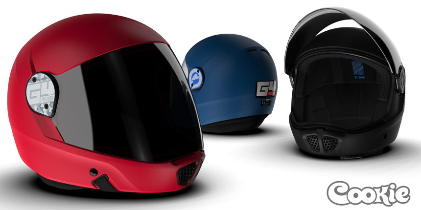 Cookie G4 helmets
