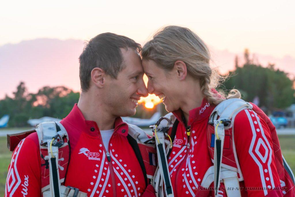 Greg Crozier & Karine Joly, of AirWax – Image by Norman Kent