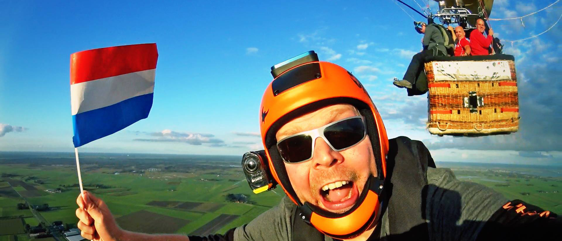 WHY Skydive?