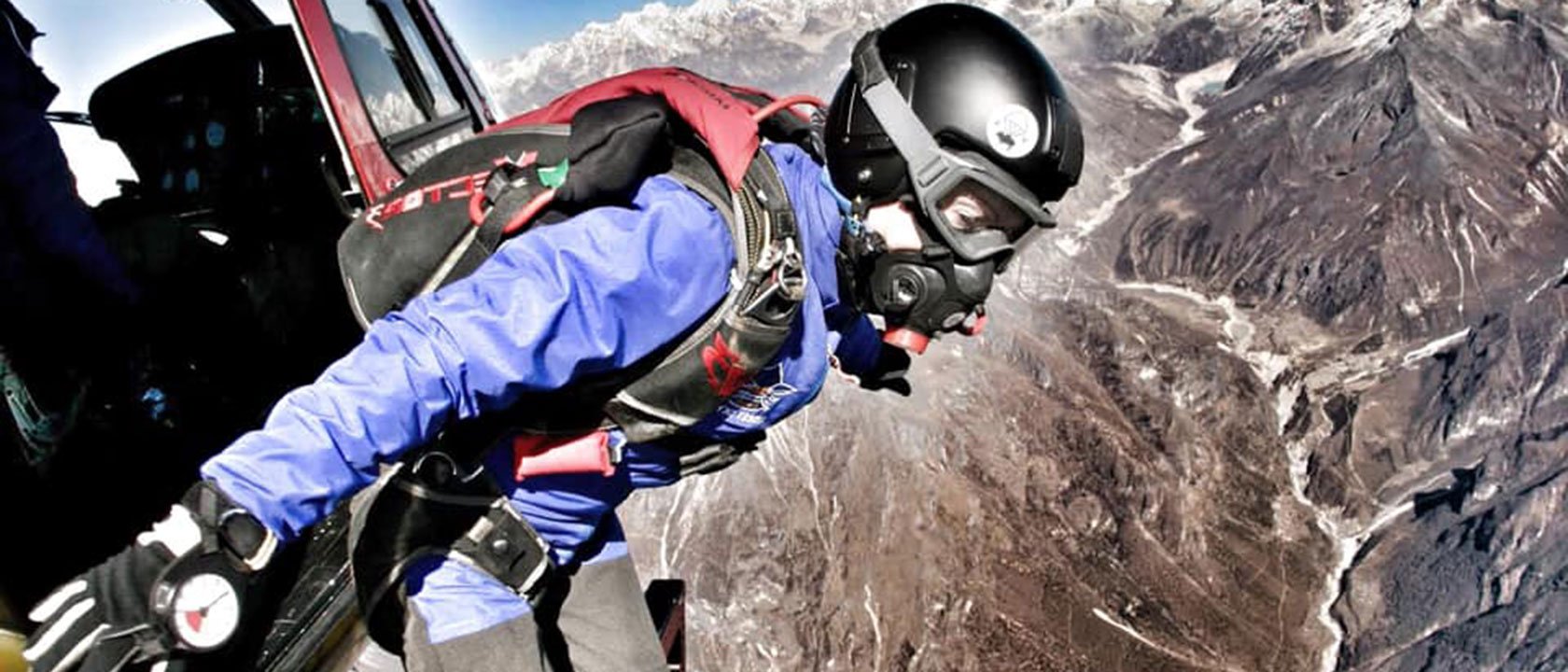 Everest Skydive Expedition