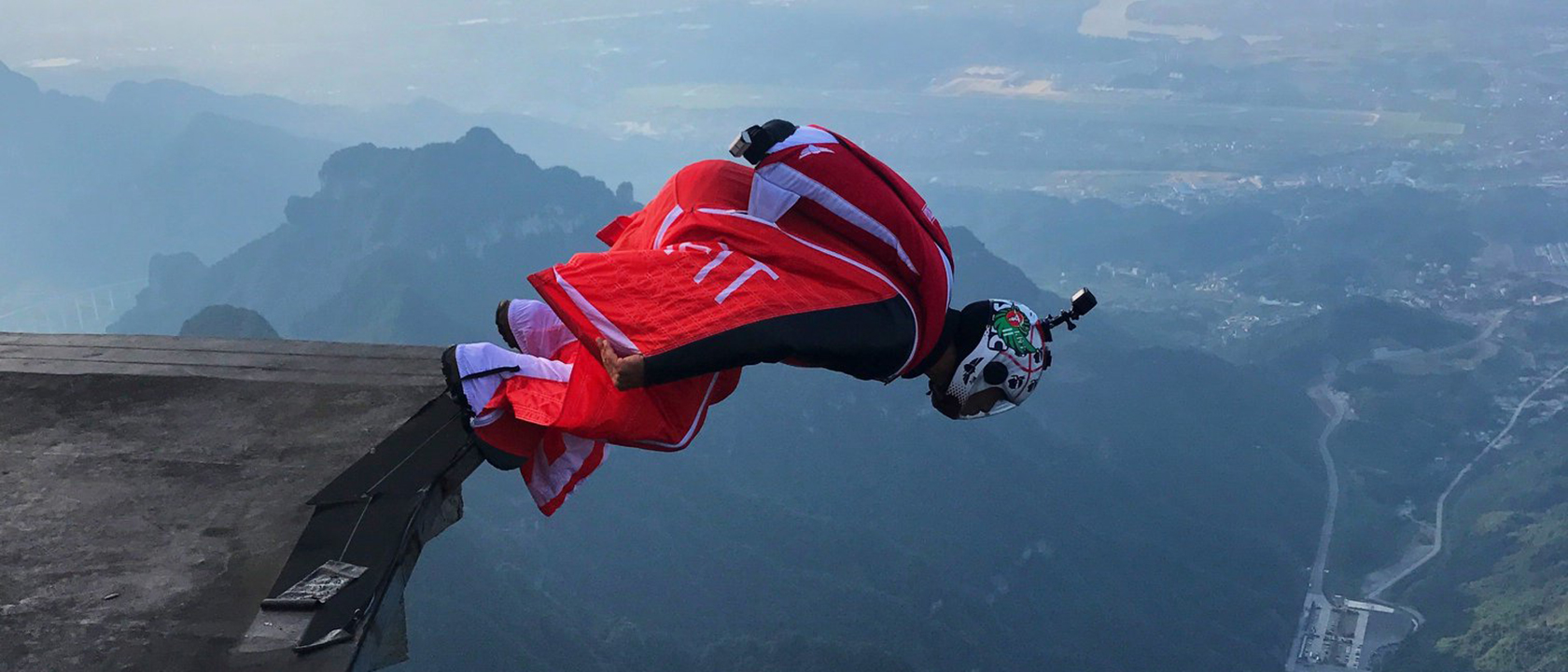 Wingsuit Exits Analysis