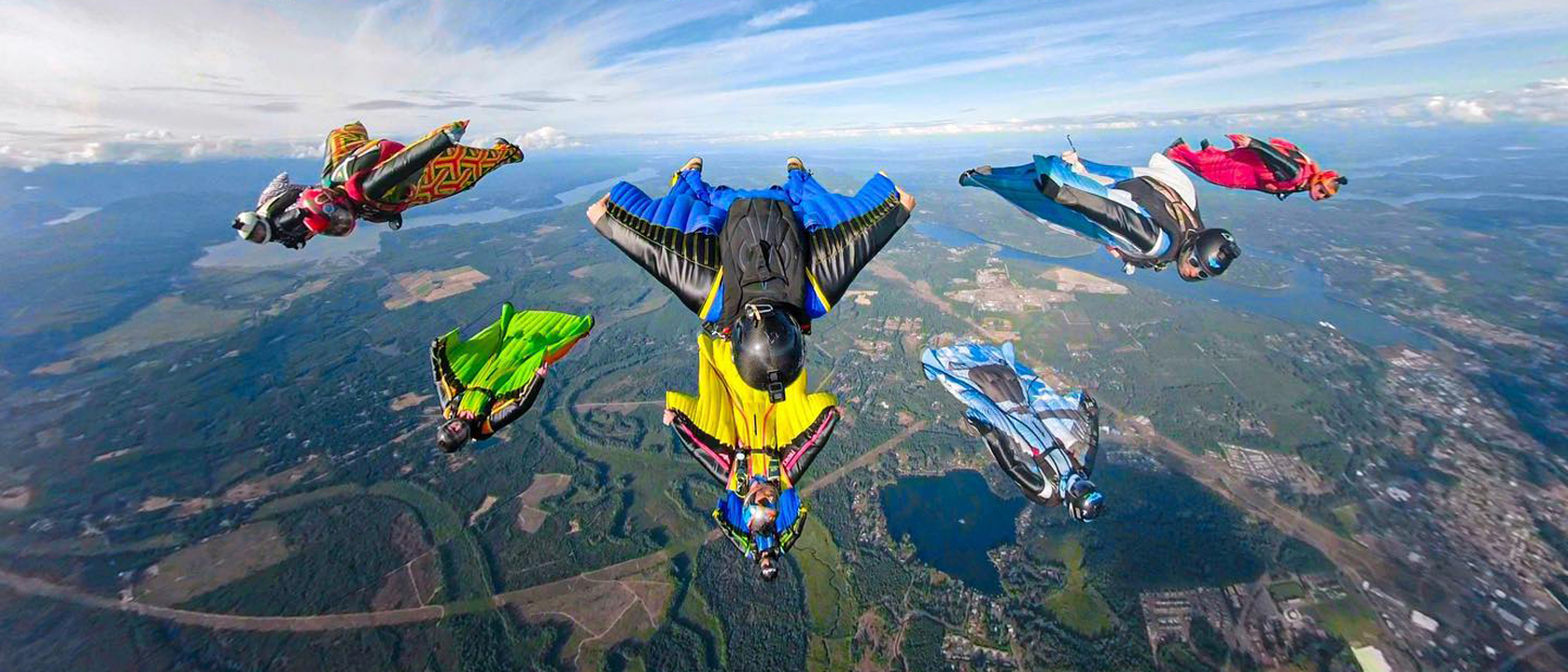 Which Wingsuit