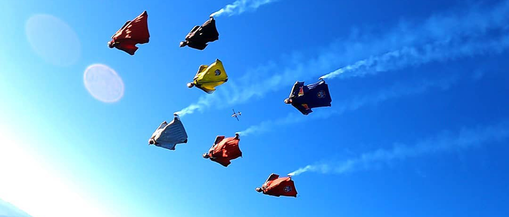 The Future of Wingsuits